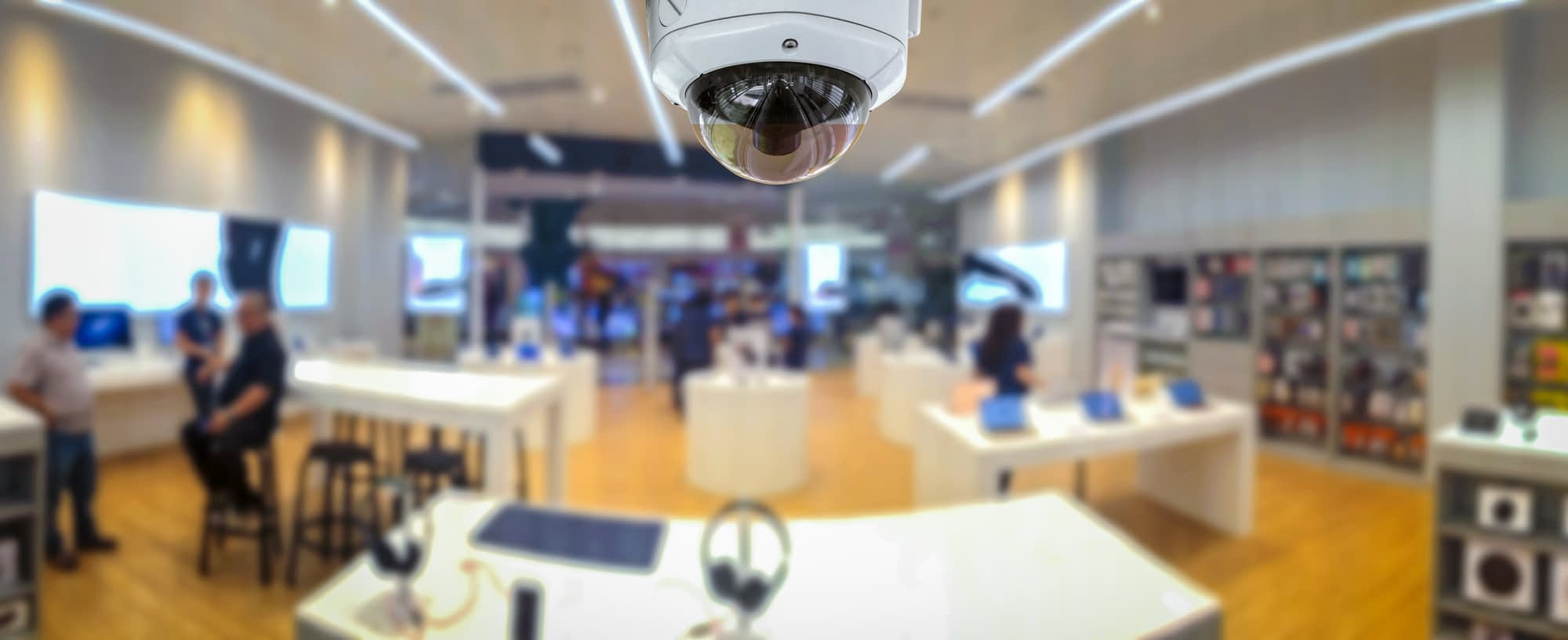 surveillance system for business