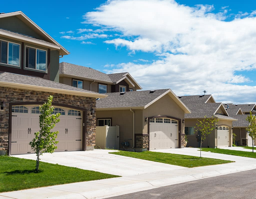subdivision and neighbors